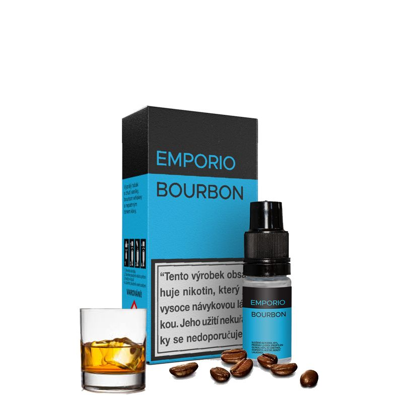 BOURBON - e-liquid EMPORIO 10 ml Imperia