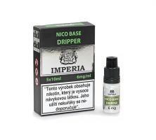Dripper Base Imperia 6 mg - 5x10ml (30PG/70VG)