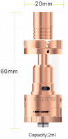 aSpire Triton Mini - 2ml
