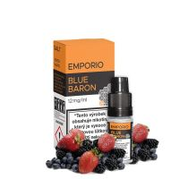 BLUE BARON (Bobulovitý mix) - E-liquid Emporio Salt 10ml