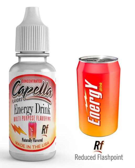 ENERGETICKÝ NÁPOJ / Energy Drink RF - Aroma Capella