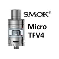 Micro TFV4 SMOK clearomizér - kompletní set Smoktech