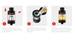 SMOK TFV8 Big Baby clearomizér - 5ml Smoktech
