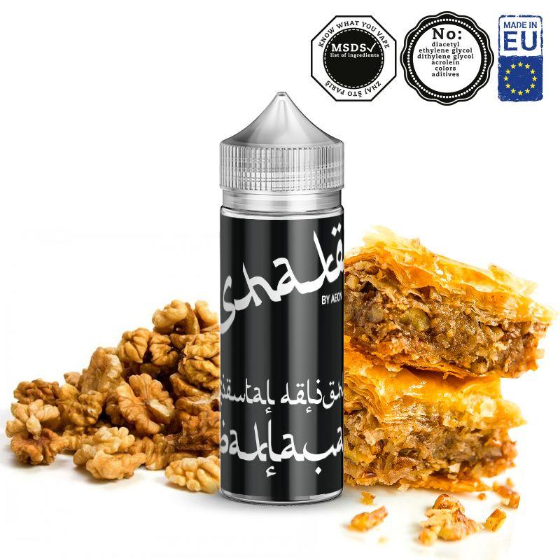 BAKLAVA / oříškovo-medový desert - shake&vape AEON 12ml
