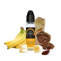 BANANA FRAPPUCCINO  / Banánové frappuccino - příchuť Imperia Catch' a Bana shake & vape 10ml