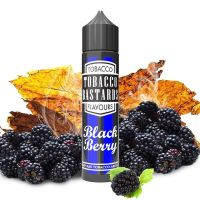 BLACKBERRY TOBACCO - shake&vape Flavormonks 10 ml