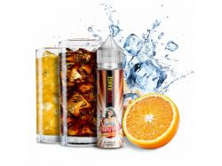 FIZZORANGE (Cola, pomeranč, koolada) - PJ Empire - shake&vape  Slushy Queen 15ml