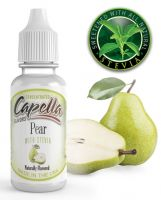 HRUŠKA SE STÉVIÍ / Pear with Stevia - Aroma Capella 13 ml