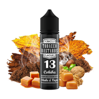 Tobacco Bastards No.13 COHIBA - shake&vape Flavormonks 12 ml