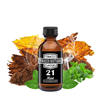 Tobacco Bastards No.21 MINT - aroma Flavormonks 10 ml