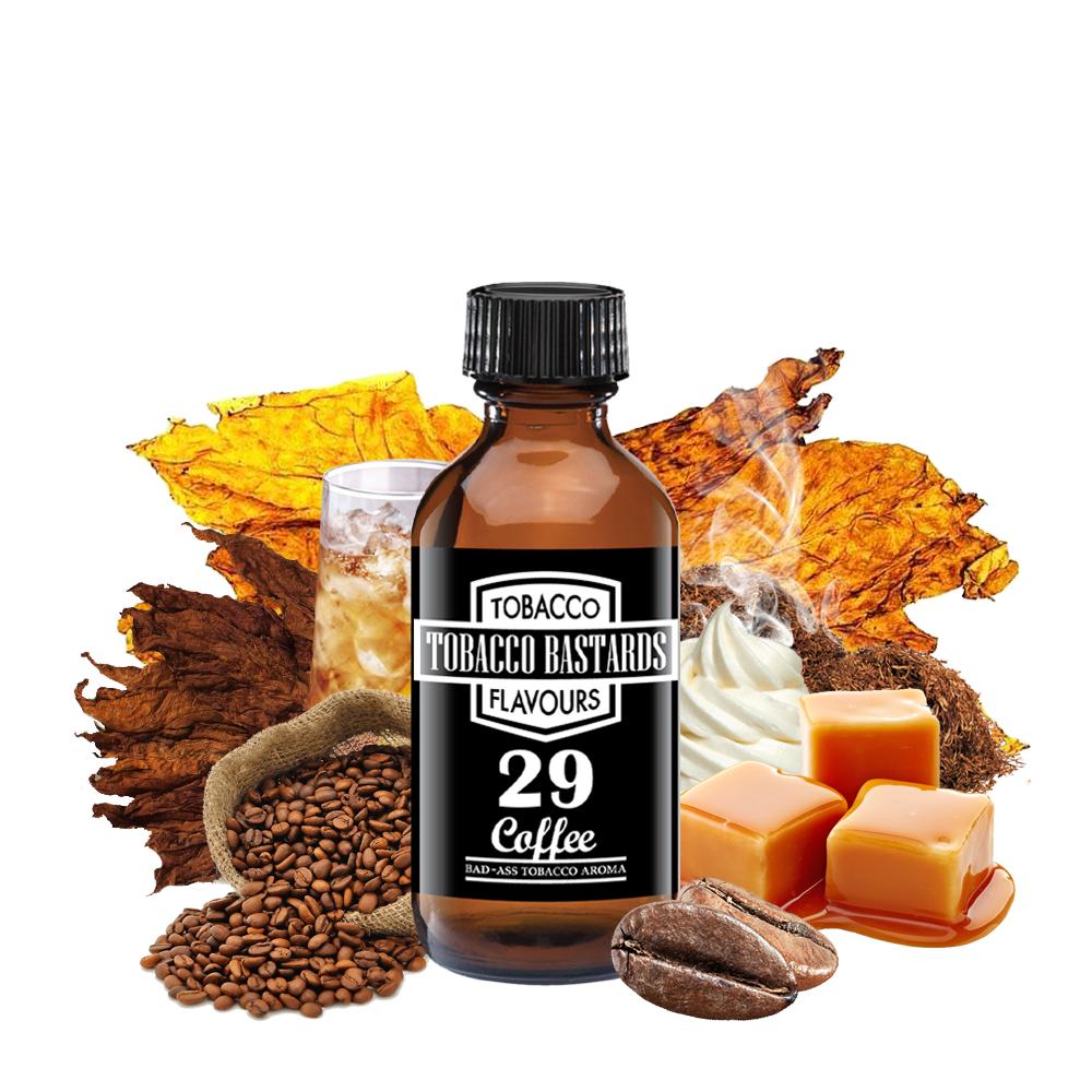 Tobacco Bastards No.29 COFFEE - aroma Flavormonks