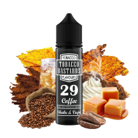 Tobacco Bastards No.29 COFFEE - shake&vape Flavormonks 12 ml
