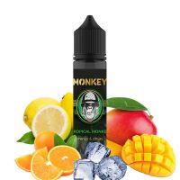 TROPICAL MONKEY - mango & citrusy - Monkey shake&vape 12ml