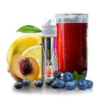 BLUEBERRY LEMONADE OHNE Cooling - PJ Empire - shake&vape Slushy Queen 20 ml