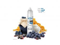 BLUEBERRY SERIOUS / Borůvkové cereálie s krémem - ADAM´S VAPE shake&vape 12ml