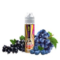 INDIGO FLOW OHNE Cooling (Bobulovitá směs)  - PJ Empire -  shake&vape Slushy Queen 20 ml