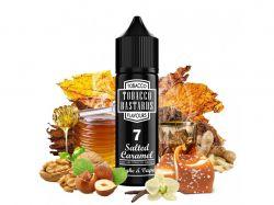No.07 SALTED CARAMEL Tobacco Bastards - shake&vape Flavormonks 12 ml