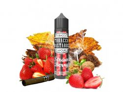 STRAWBERRY TOBACCO - shake&vape Flavormonks 12 ml