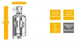 aSpire Nautilus 2 clearomizér - 2 ml