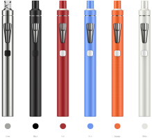 Joyetech eGo AIO D16 elektronická cigareta 1500mAh
