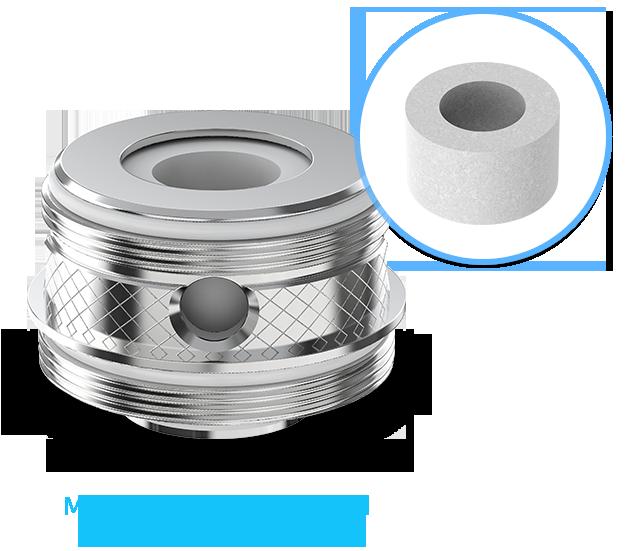 Keramické hlava Joyetech MG pro Ultimo - 0,5ohm