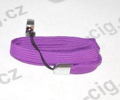 Šňůrka na krk – EGO - různé barvy e-cigareta Green Sound