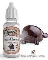 DVOJITÁ ČOKOLÁDA / Double Chocolate V2 - Aroma Capella 13ml