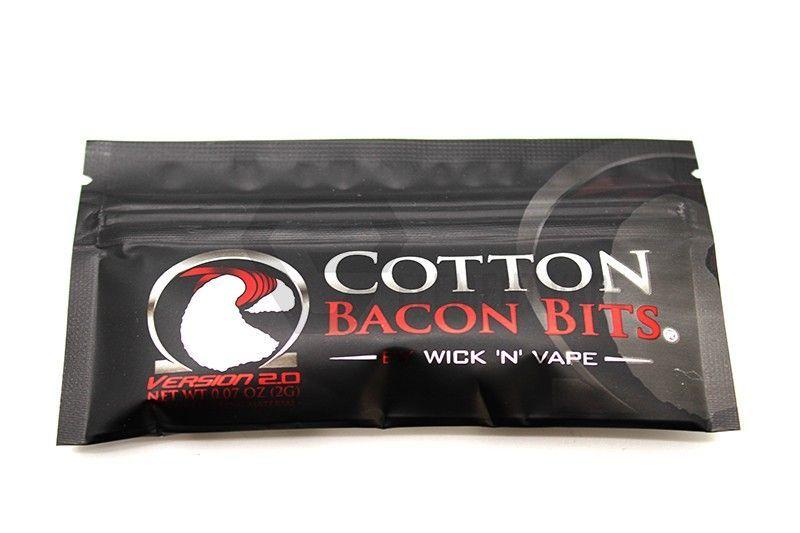 Cotton Bacon V2 - 2ks Wick n Vape