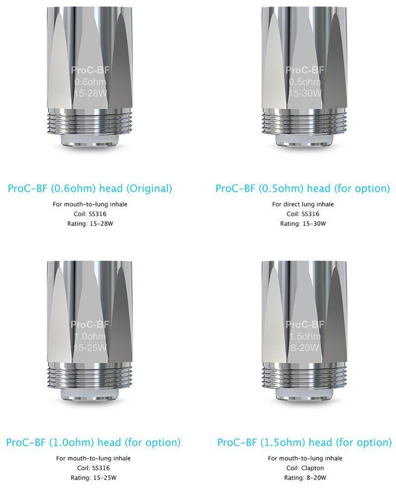 Žhavící hlava Joyetech ProC-BF pro CuAIO / Cubis 2