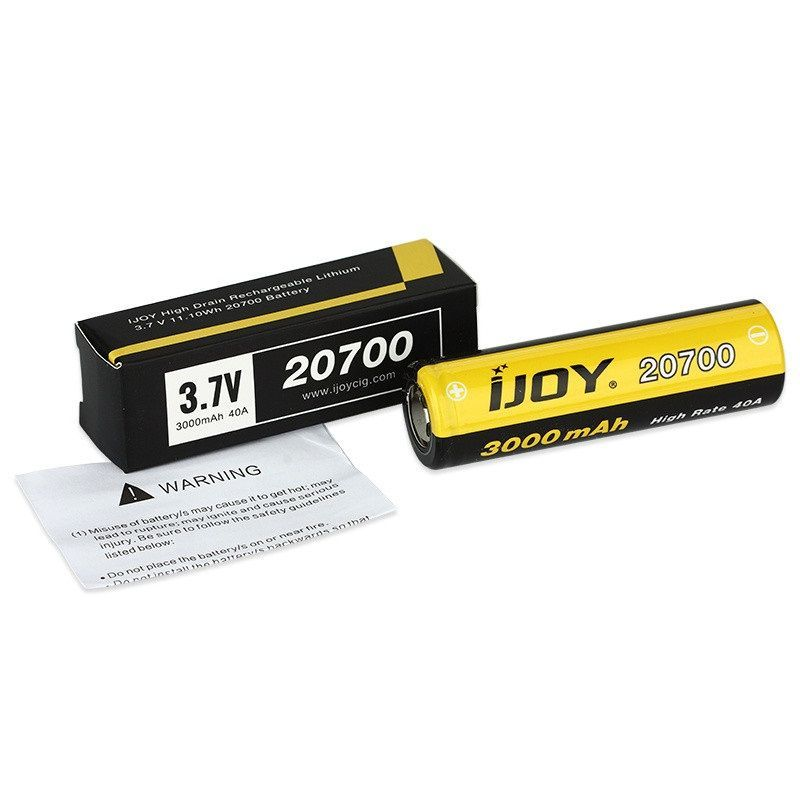 Baterie IJOY 20700 - 3000mAh 40A