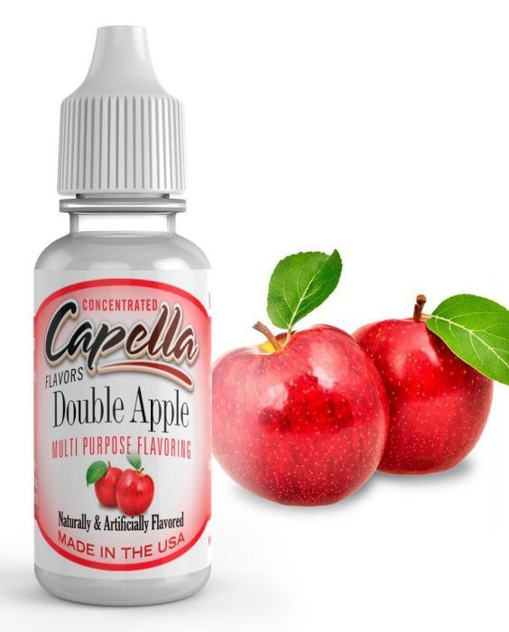 DVOJITÉ JABLKO / Double Apple - Aroma Capella