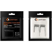 GeekVape Caterpillar Track Coil SS316L předmotané spirálky - 2ks