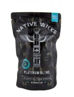 Native Wicks cotton Platinum Blend vata