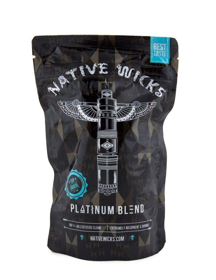 NATIVE WICKS cotton Platinum Blend vata