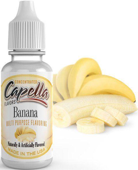 BANÁN / Banana - Aroma Capella