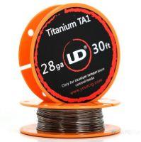 Drát UD Titanium TA1 28GA 9,5m