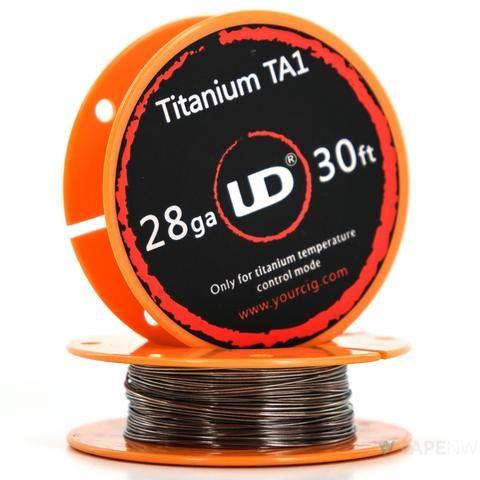 Drát UD TITANUM TA1 28GA (0,3mm), 9,5m