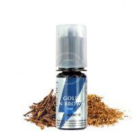 GOLD N BROWN (tabáková příchuť) - aroma T-JUICE 10 ml