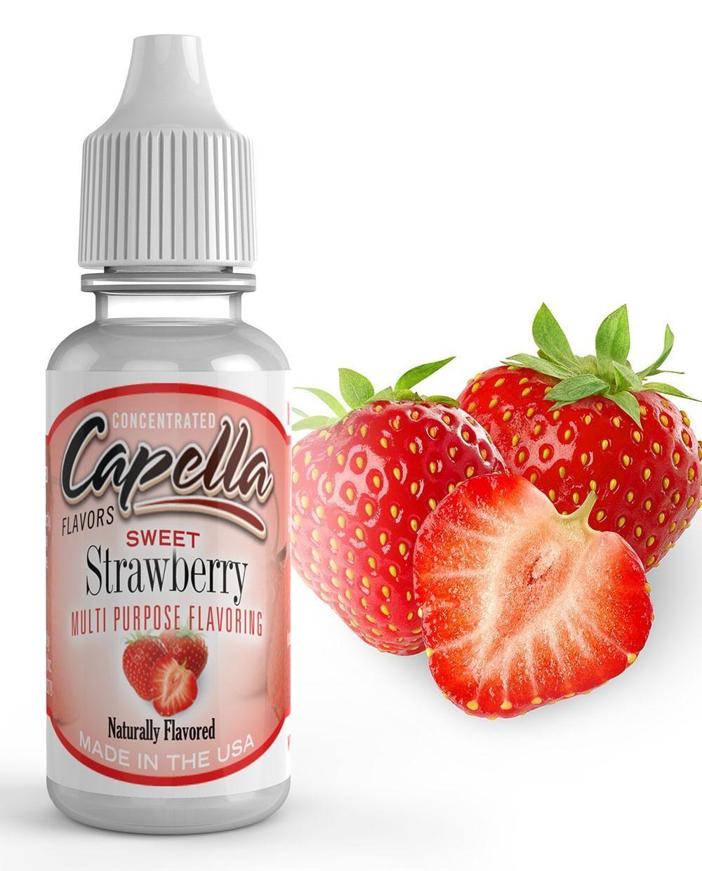 JAHODA / Sweet Strawberry - Aroma Capella