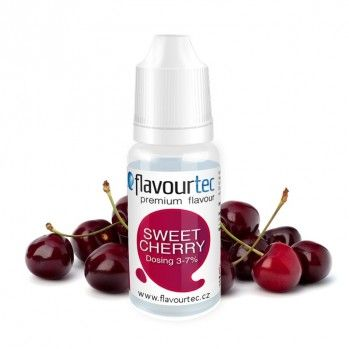TŘEŠEŇ (Sweet Cherry) - Aroma Flavourtec