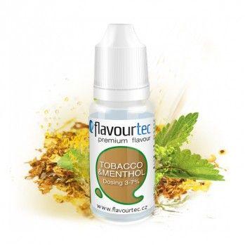 TABÁK & MENTOL (Tobacco & menthol) - Aroma Flavourtec