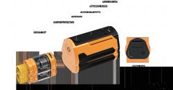 Wismec REULEAUX RX GEN3 Dual 230W TC mód