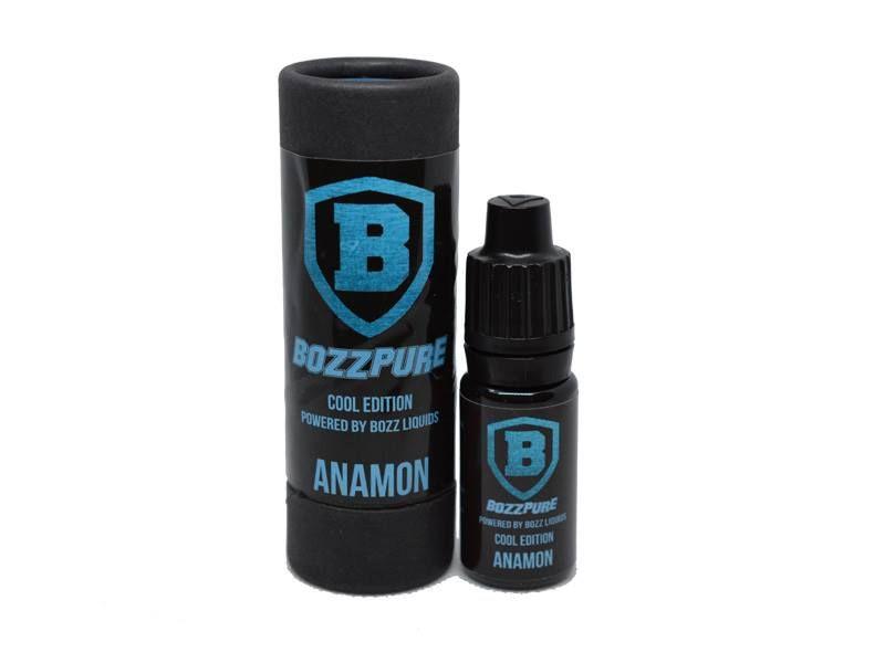 ANAMON (Ananas a limetka s cool efektem) - aroma BOZZ Cool edition