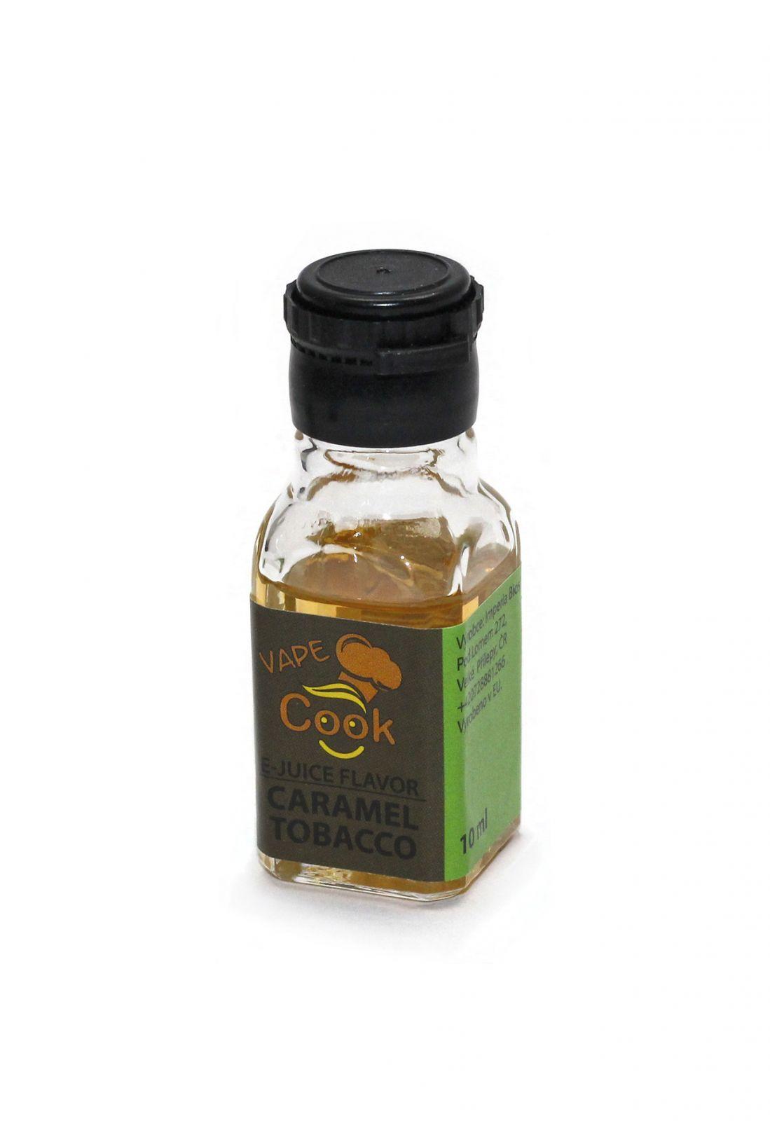 CARAMEL TOBACCO - Aroma Imperia Vape Cook Boudoir Samadhi s.r.o.